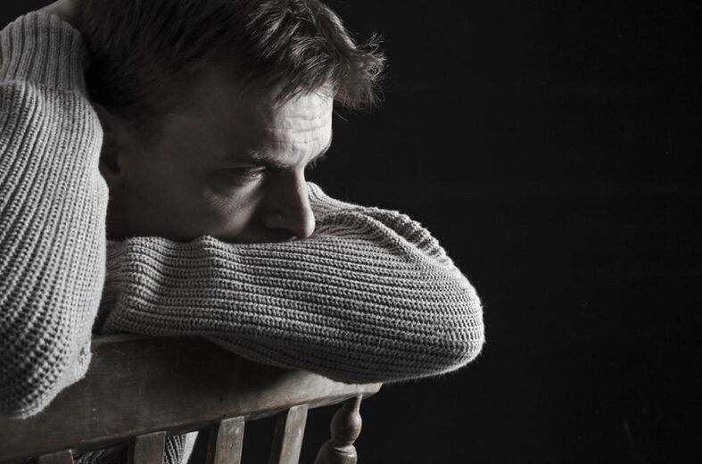 Depression is the cause of chronic prostatitis