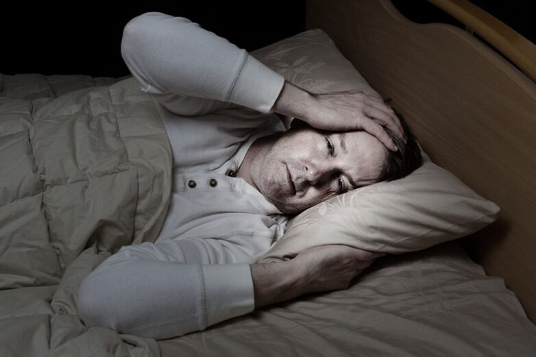 signs and symptoms of chronic prostatitis in men